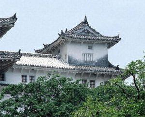 姫路城 イの渡櫓