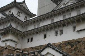 姫路城 ハの渡櫓