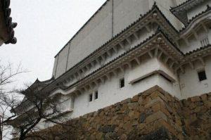 姫路城 ロの渡櫓