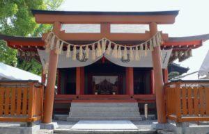東寺 鎮守八幡宮