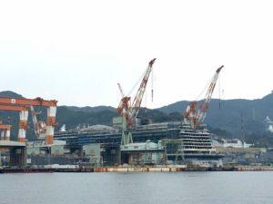 三菱長崎造船所