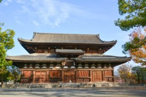 東寺 金堂