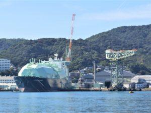 三菱長崎造船所 ジャイアント・カンチレバークレーン