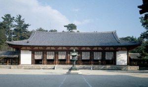 法隆寺 大講堂