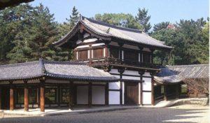 法隆寺 経蔵