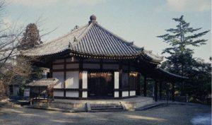 法隆寺 西円堂