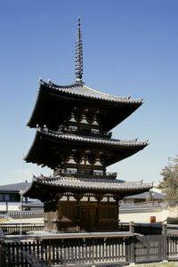 興福寺 三十塔