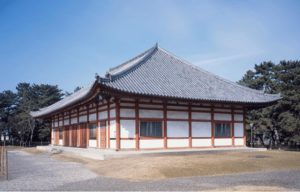 興福寺 仮講堂